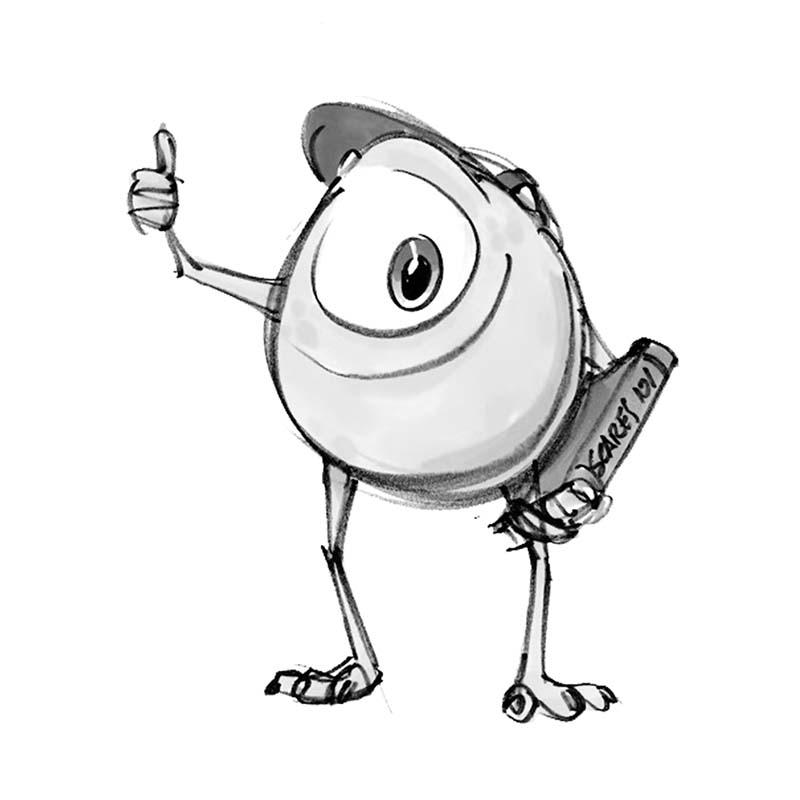 Draw Like Pixar